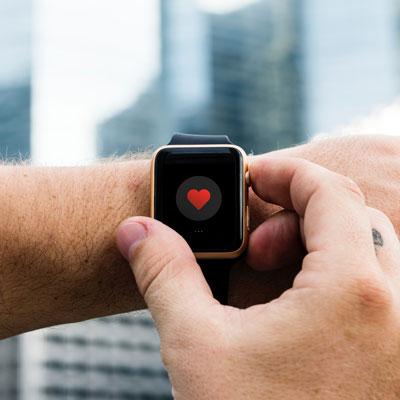 heart rate wearable